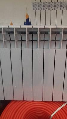 Биметаллический радиатор Krakow.Радиатор отопления дома., фото 2