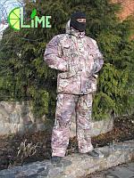 Костюм для охоты и рыбалки, Зеленая хвоя