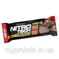 MuscleTech Батончики Nitro Tech Crunch Bar 65 g