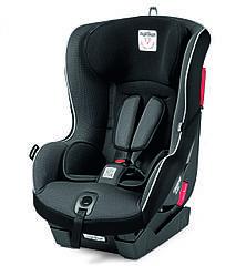 Детское автокресло Peg-Perego Viaggio 1 Duo-Fix DX13-DP53 (черное)