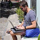 Чехол для ноутбука Sea To Summit Trevelling Light Laptop Sleeve 13, фото 7