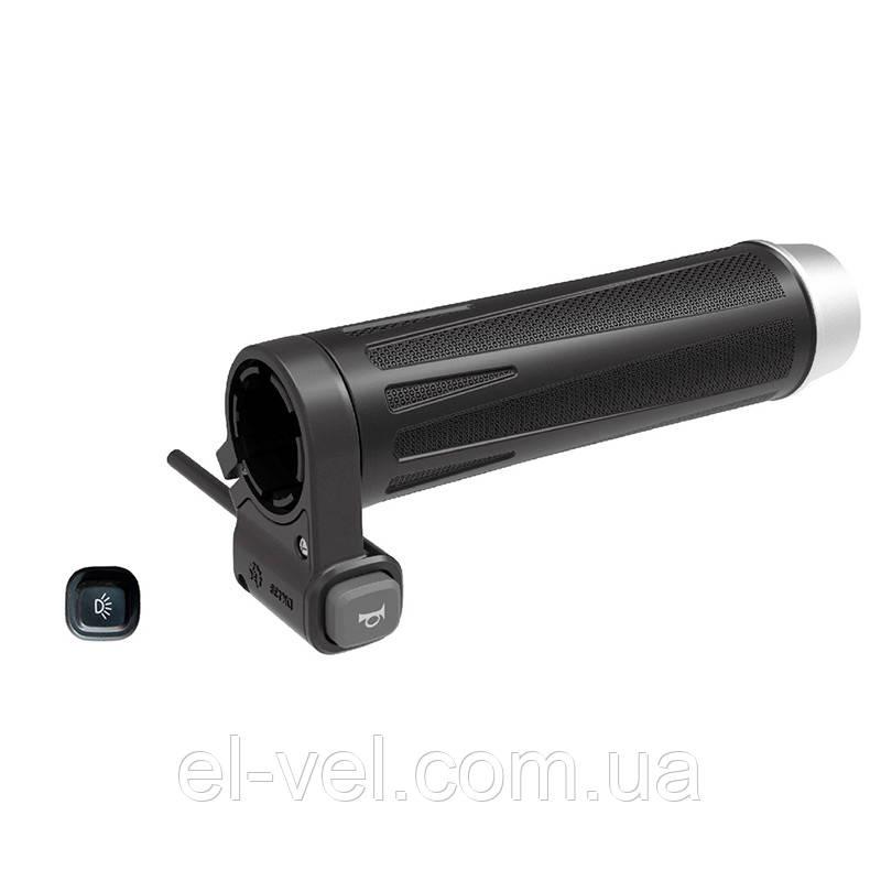 Ручка акселератора скутерная, с кнопкой LT160X универсальная