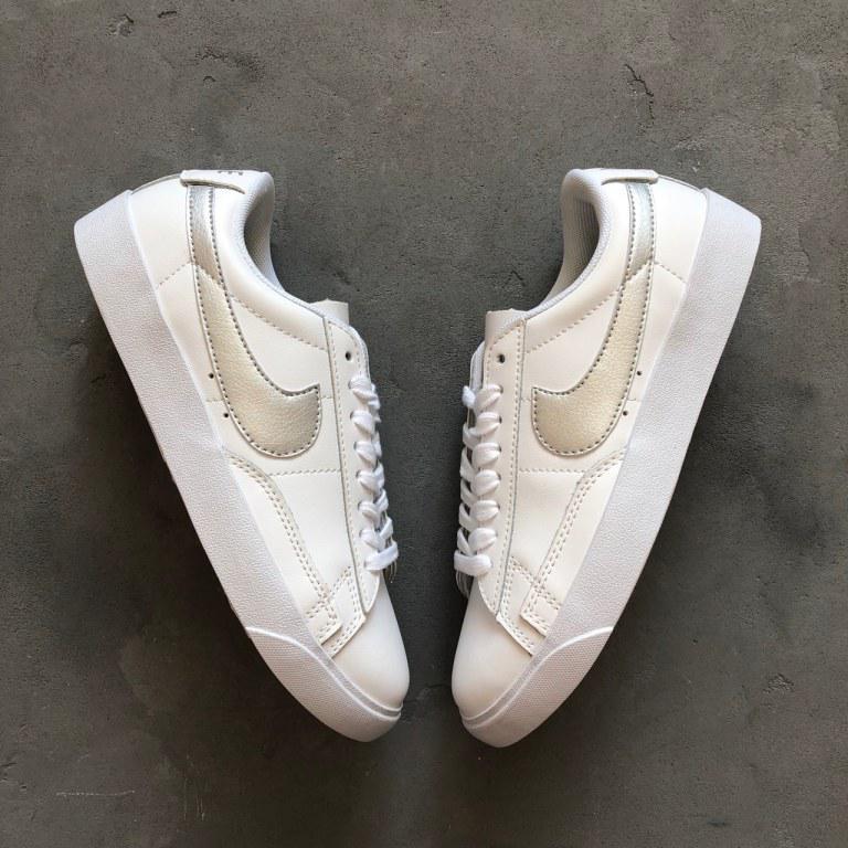 on sale f1921 966e9 Кроссовки Nike Blazer Low Leather