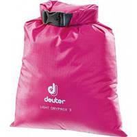 Гермомешок Deuter Light DryPack 3 цвет 5002 magenta