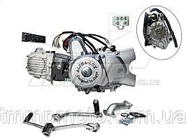 Двигатель в сборе Дельта/Альфа-110см3 52,4мм  АЛЬФА ЛЮКС механика