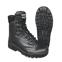 Ботинки тактические кожаные, фото 1