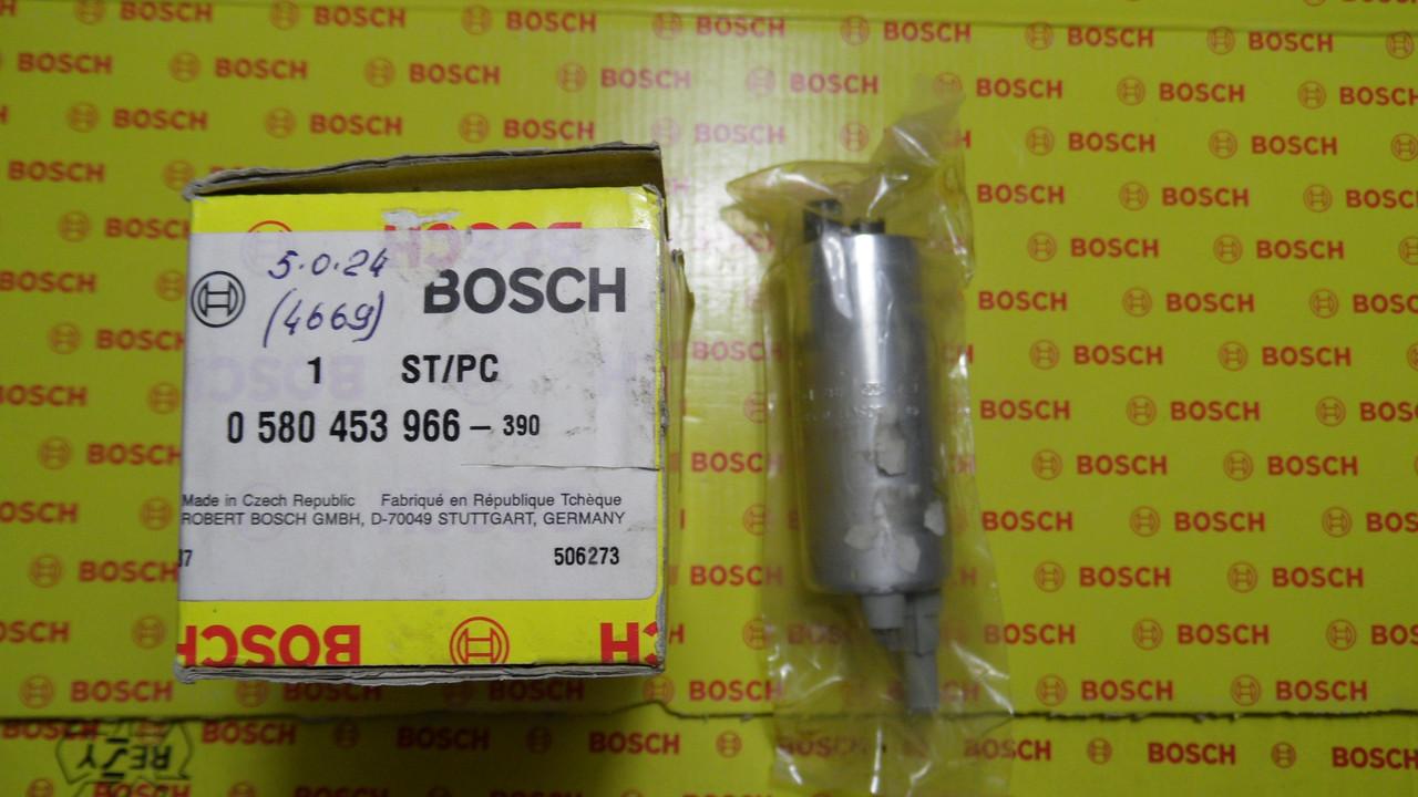 Бензонасосы Bosch, 0580453966, 0 580 453 966, 0580453984, 0580453985, 0580453976, 0 580 453 976,
