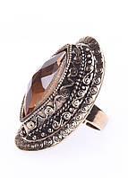 30041 Кольцо из меди, покрытой золотом 24 карата