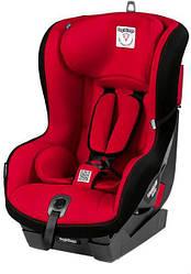 Детское автокресло Peg-Perego Viaggio 1 Duo-Fix K Rouge (черно-красное)