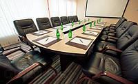 Меблі для конференц залу, конференційні столи, конференц зали