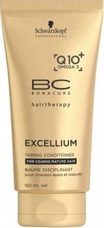 Кондиционер для жестких зрелых волос Schwarzkopf Bonacure Excellium Taming Conditioner 150 мл
