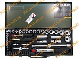 Набор торцевых головок PROXXON 56-piece set 23040