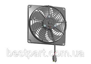 Вентилятор Spal 24V, вытяжной, VA67-B100-83A