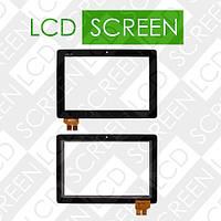 Тачскрин (touch screen, сенсорный экран) для планшета Asus PadFone 2 A68, черный, 41.1AUP304.203, 5273N