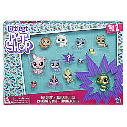 Игровой набор Littlest Pet ShopМаленький зоомагазин The Diva Squad