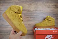 Зимние Nike Air Force, Реплика, фото 1