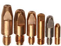 Наконечник контактный  Abicor binzel E-CU - M6 D 0,8 - 1,6