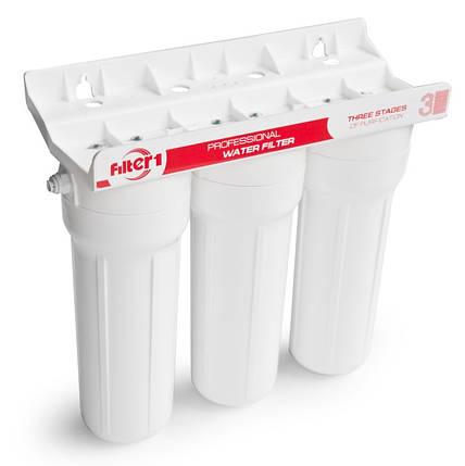 Система тройной очистки воды Filter 1, фото 2