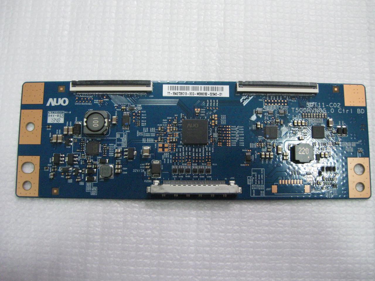 Плата телевизора Samsung BN96-25502A