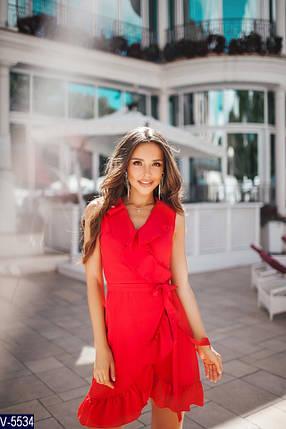 76ca915a9bef5ee Красное летнее платье: Цена, материал, хорошее качество.