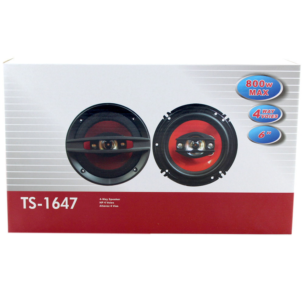 "Автомобильная  акустика 16"" TS-1647"