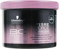 Укрепляющая крем-маска Schwarzkopf BC Bonacure Fibre Force Bonding Cream 500 мл