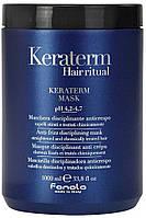 Маска для реконструкції волосся 1000мл FANOLA KERATERM
