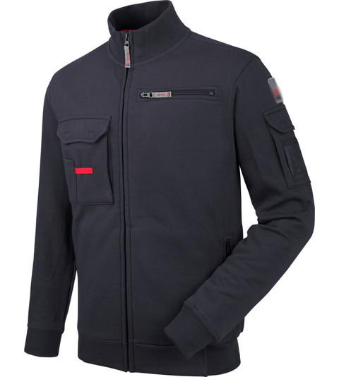 Куртка-толстовка SWEAT DYNAMIC PLUS Blue Wurth