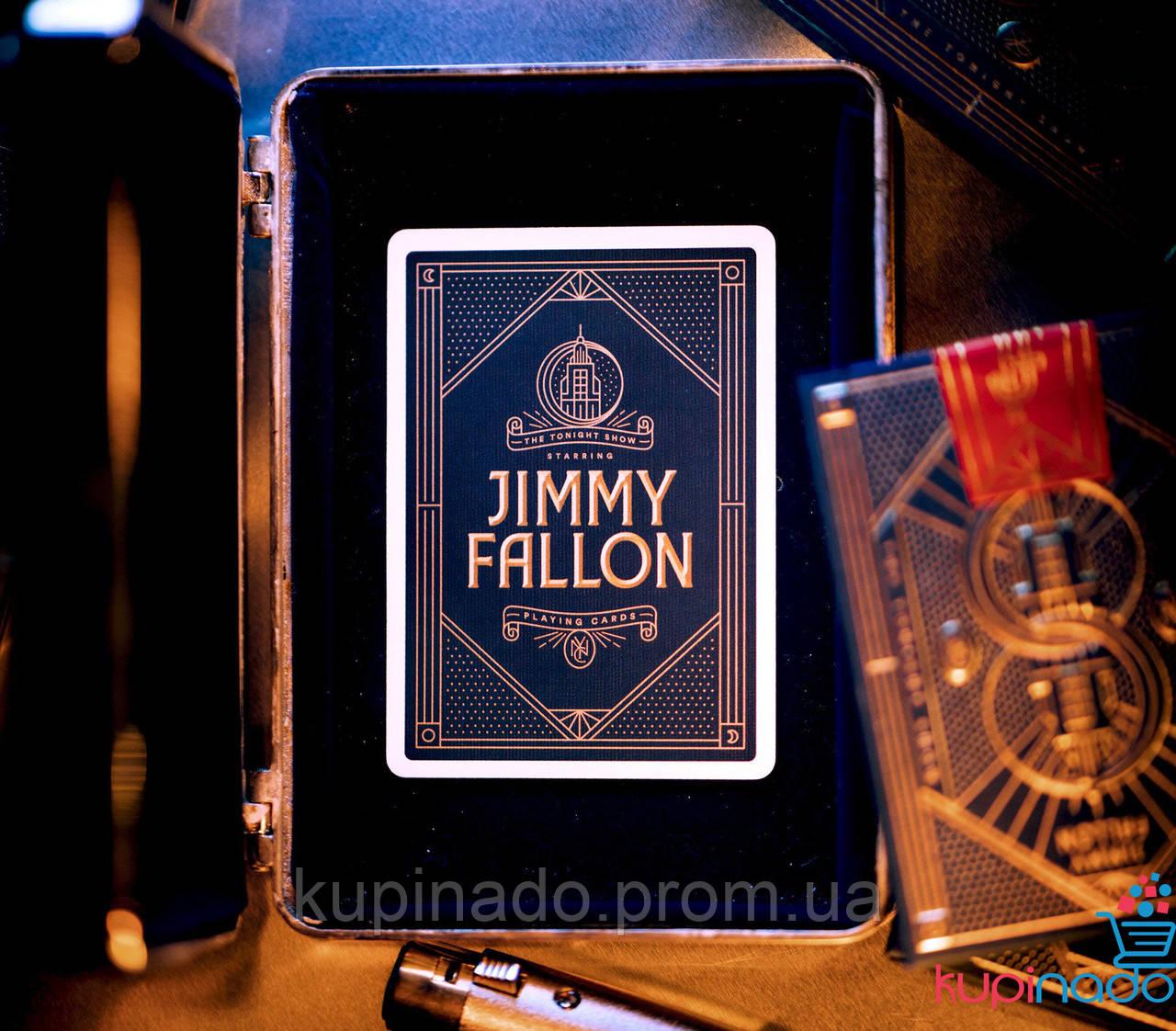 Карты Jimmy Fallon