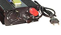Преобразователь напряжения автомобильный инвертор 12V-220 Вольт 2500 Вт + Зарядка