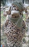 Фигура для сада Собака  в пальто, фото 4