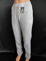 Утепленные спортивные штаны из турецкого трикотажа.