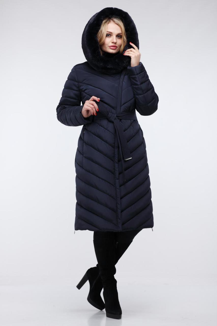 Женское пальто на синтепухе