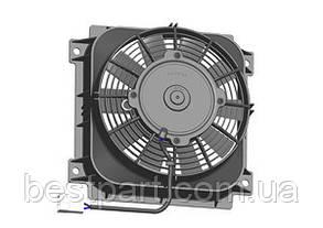 Вентилятор Spal 24V, штовхає, VA81A-BP7/C 34S