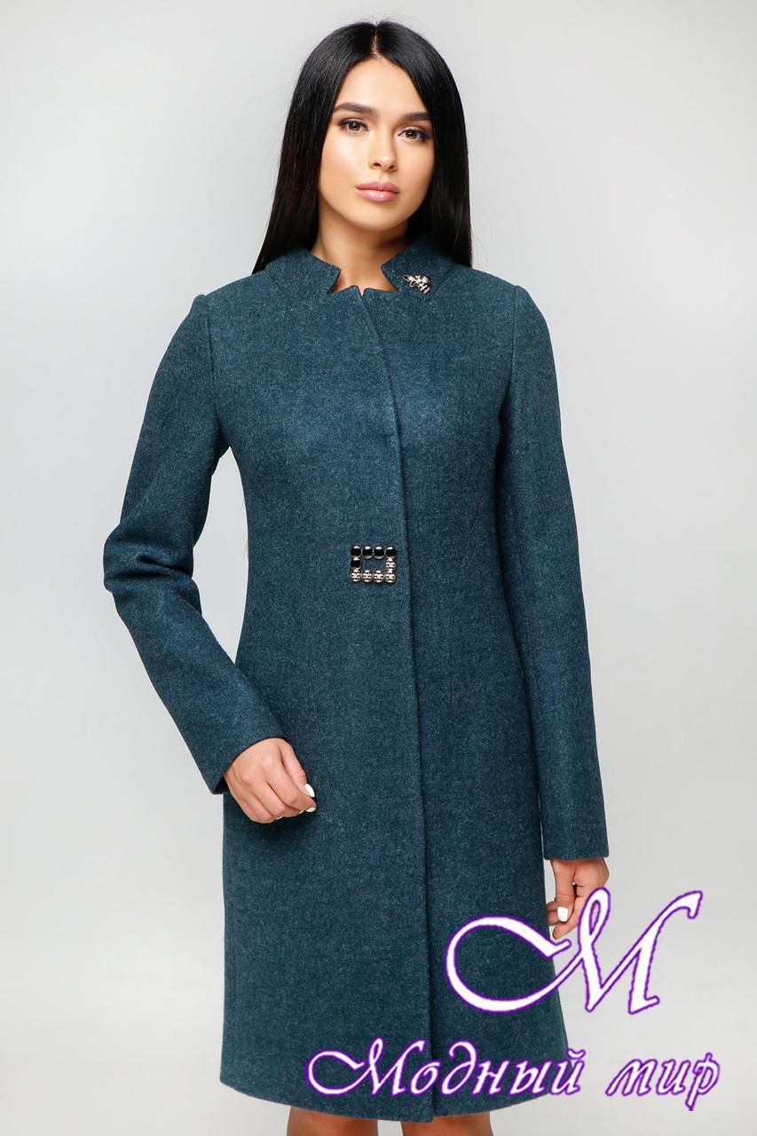 Женское осенне пальто (р. 44-58) арт. 1112 Тон 4