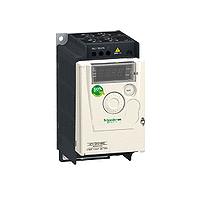 Преобразователь частоты ATV12 0.18кВт 240В 1ф