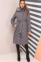 Красивое зимнее пальто женское, фото 1