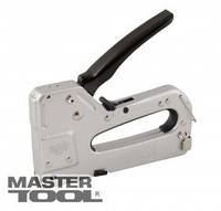 Степлер металлический рессорный Mastertool 3-в-1 для скоб - 4-14 мм  41-0909