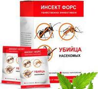 Инсект Форс - средство для защиты от насекомых. Фирменный магазин. Цена производителя.