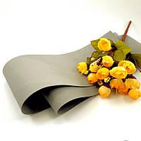 Фоамиран Китай серый, 1/2 м, толщина 1 мм, фото 1