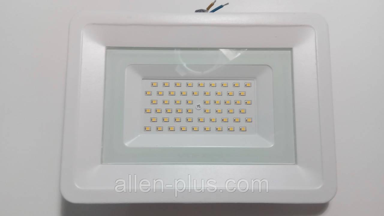 Прожектор LED VIDEX 30W 5000K 220V White