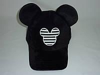 Велюровая кепка с ушками MINI , фото 1