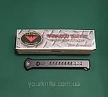 Купить Нож Paragon Estiletto Dagger black/Stonewash, фото 3
