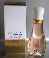 Парфюмированная женская  вода Eau de Parfum SUDDENLY MADAME GLAMOUR