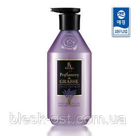 Шампунь духи для волос Perfumery de Grasse Sweet Breeze Lilac Perfumed Shampoo