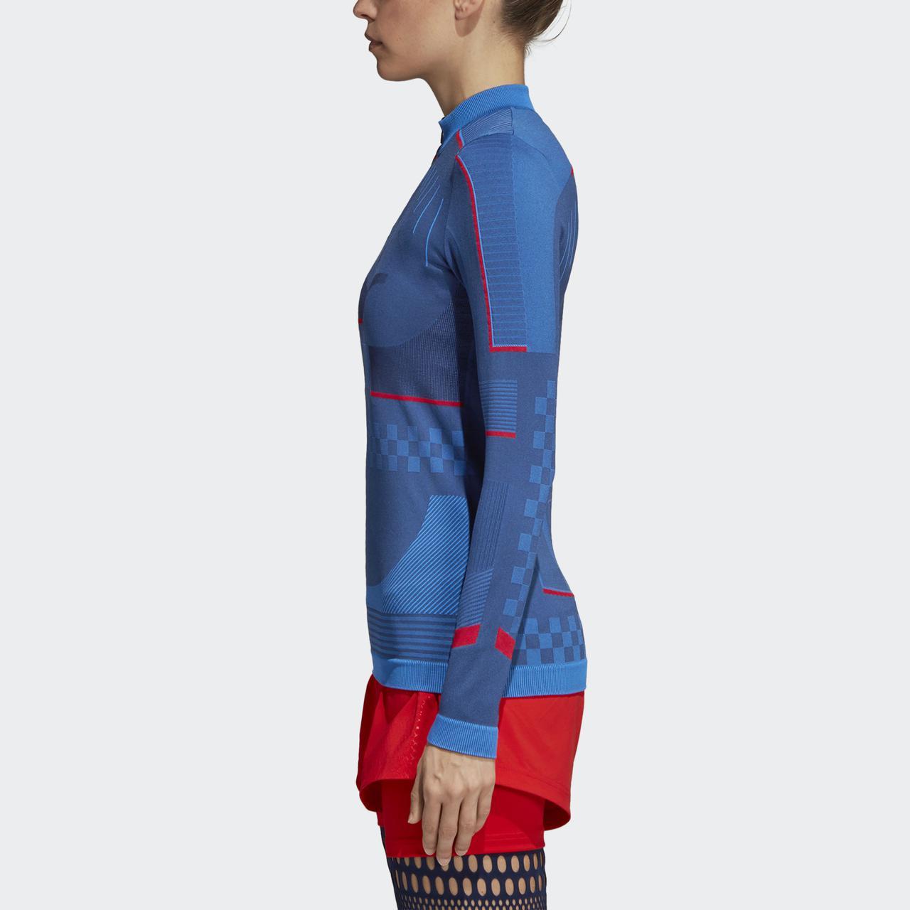 Женский лонгслив Adidas By Stella McCartney Training Seamless (Артикул: CX0284)