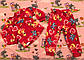 Піжама дитяча (рвана махра), фото 4