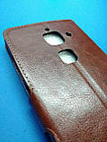 Люкс чехол-книжка для LeEco Le Max 2 фирма Small Stone / Есть стекла, фото 2
