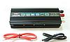 Преобразователь напряжения мощность 2000Вт UKC Power Inverter 12/220V автомобильный инвертор