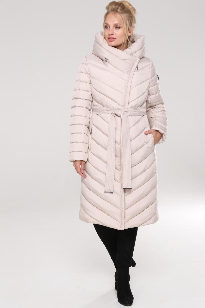 Пальто стильного приталенного кроя